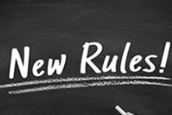 The official 2021 Rule Revisions/Alternate Rulebook