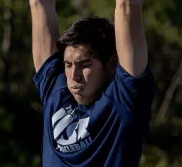 Tyler Loong reveals his secret to back and shoulder health